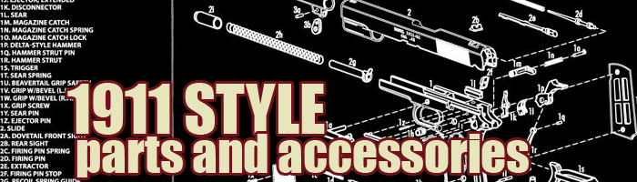 1911 Parts and Accessories