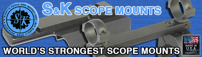 S&K Scope Mounts