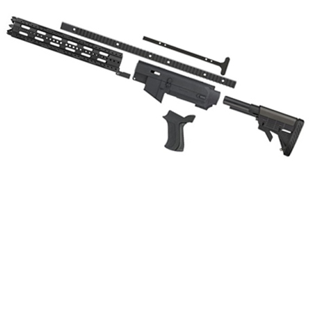ruger 10 22 ar 22 stock with 8 sided forend ati advanced