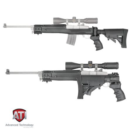 * Ruger Mini 14 Mini 30 Strikeforce Stock Pckg ATI Advance Technology