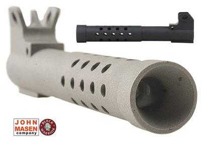 Muzzle brake, non-threaded barrel - Gunsmithing - New Jersey Gun Forums