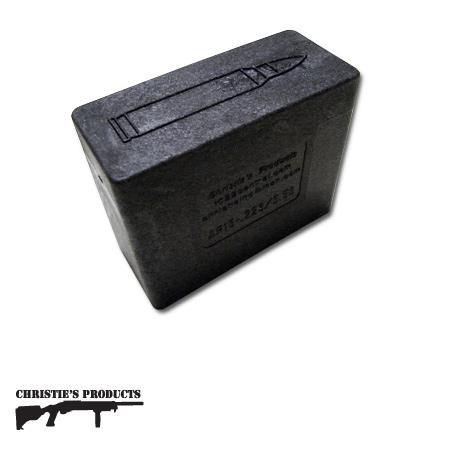 AR-15 M16 Magazine Quick Push Mag Loader 5 56  223 - Christie