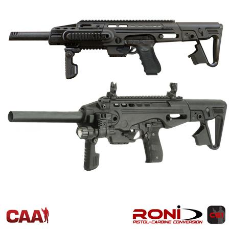 * Roni Civilian for Glock 23 Pistol to Carbine Conversion-Command Arms