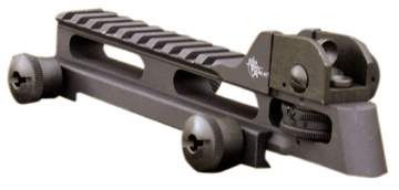 a2 handle carry ar riser sight tactical rock river arms optics ar15 mount profile sights rra galatiinternational lower without