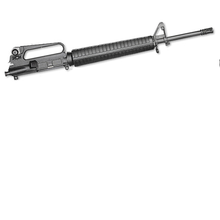 * 7 62x39 Upper Receiver with 20 Inch ER Shaw Barrel - A2 Carry Handle
