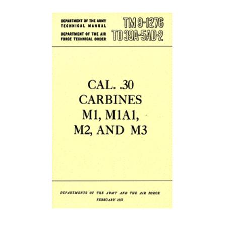 Mrb on M1 30 Carbine Stocks