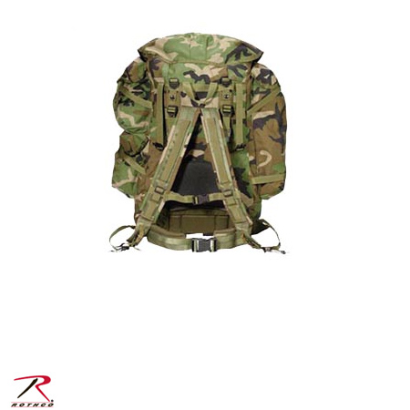 Gi Plus Cfp 90 Combat Backpack With Internal Frame Camo
