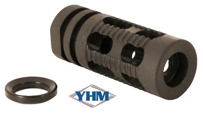 Fake Suppressors Muzzle Brakes and Flash Hiders: galatiinternational com
